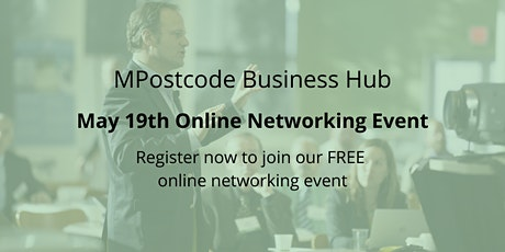 May 19th  Online Business Networking Event tickets