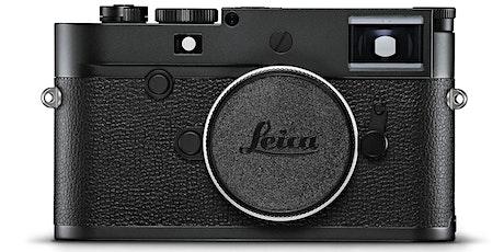 Die Leica M Monochrom entdecken - Bedienung und Handhabung Tickets