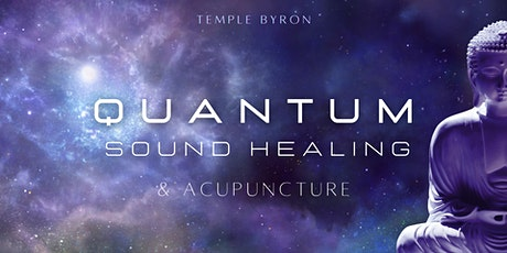 Quantum Sound Healing with Acupuncture tickets
