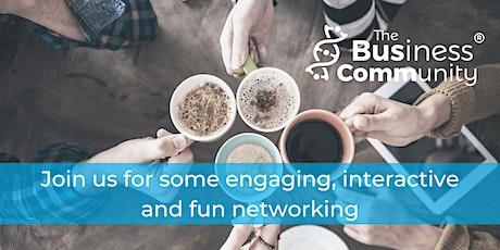 #BusComm Brunch Business Networking tickets