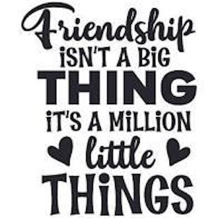 VALUES DEEP DIVE CONVERSATION: FRIENDSHIP image