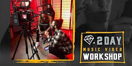 DIAMONDdotmedia Music Video Production Workshop tickets