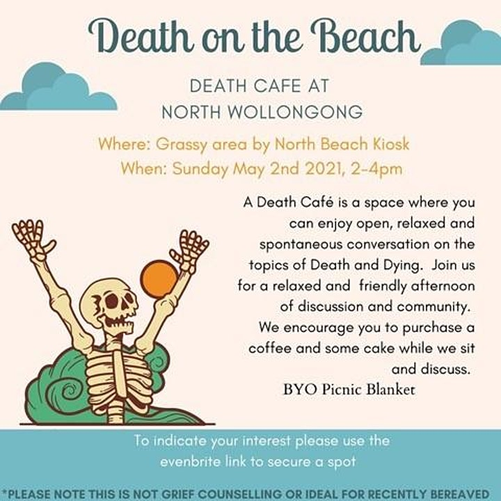 Death on the Beach image