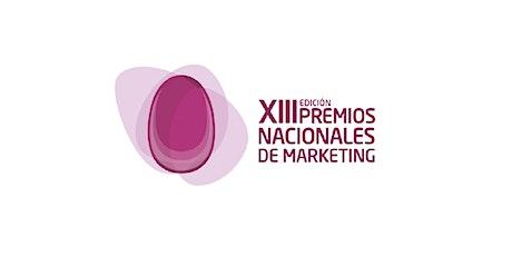 Premios Nacionales de Marketing-categoría Start-ups y Pymes boletos