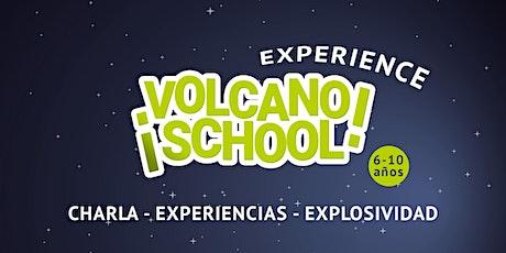 Volcano School Experience entradas