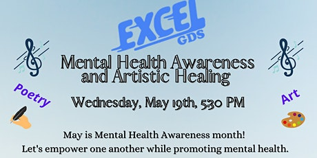 Mental Health Awareness and Artistic Healing tickets