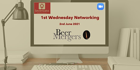 FIRST WEDNESDAY NETWORKING JUNE 2021 tickets