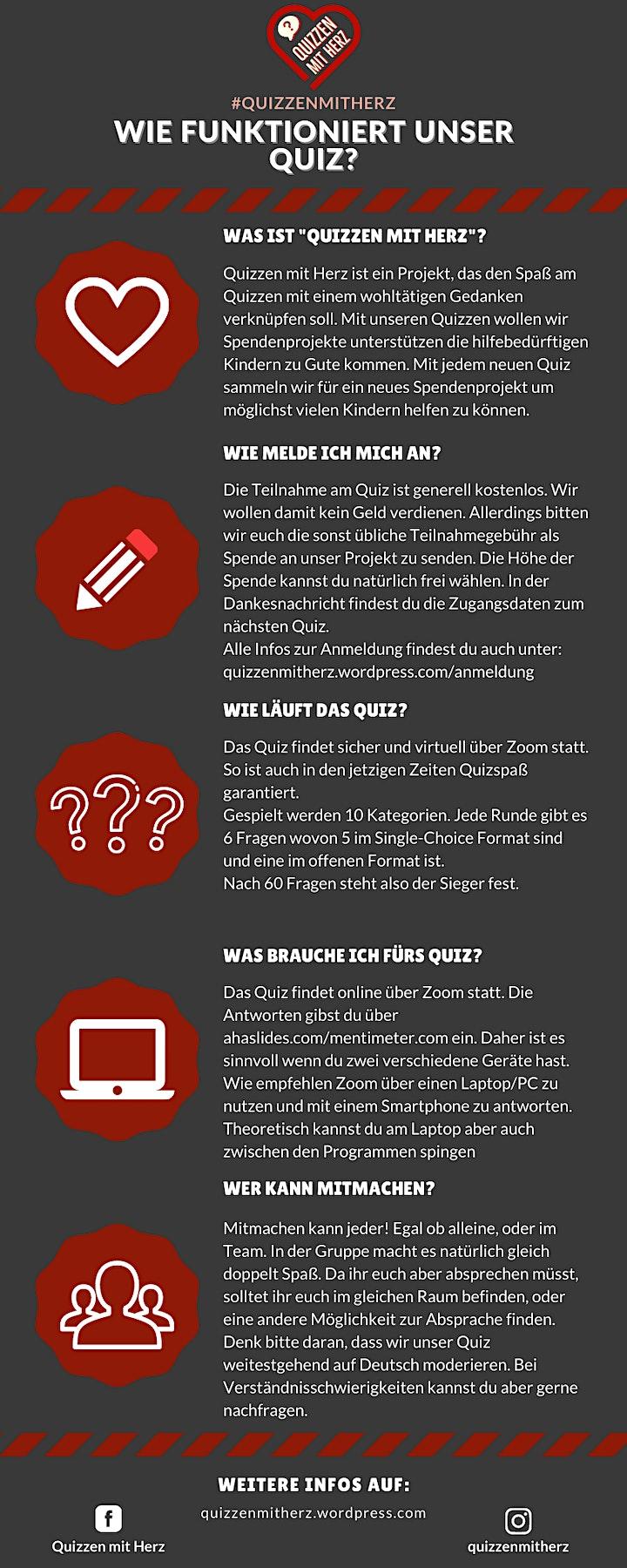Quizzen mit Herz - Das Online-Kneipenquiz für den guten Zweck: Bild