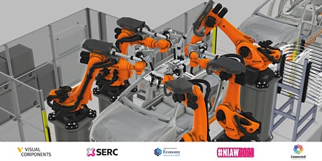 NIAW Employer Event -3D Manufacturing  Guest Speaker from Visual Components tickets