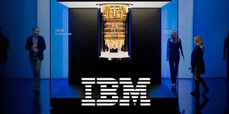 IMA x IBM: Quantum Computing tickets