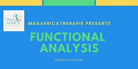 Functional Analysis tickets