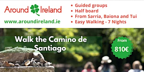 Walk the Camino de Santiago in Xacobeo Holy Year tickets