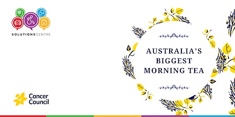 Australia's Biggest Morning Tea tickets