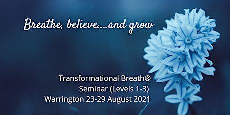 Transformational Breath - 6 day Breathwork Seminar tickets