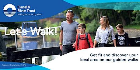 Nottingham Wellness Walk tickets