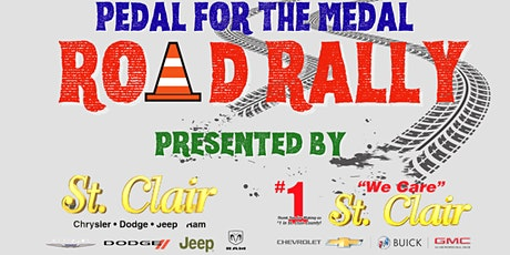 Pedal for the Medal: Road Rally 2021 tickets