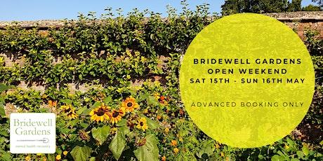 Bridewell Gardens Open Weekend tickets