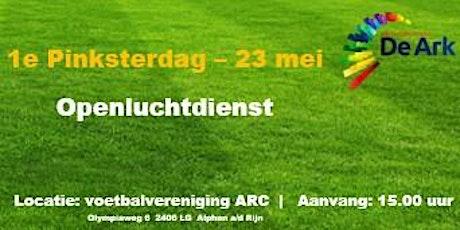 Openluchtdienst VEG De Ark tickets