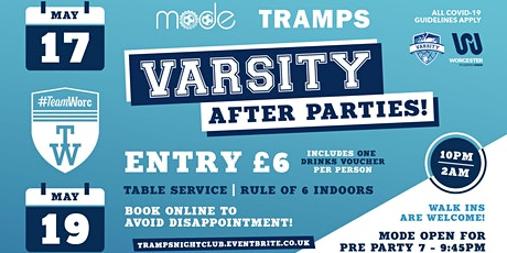 Varsity After Parties tickets