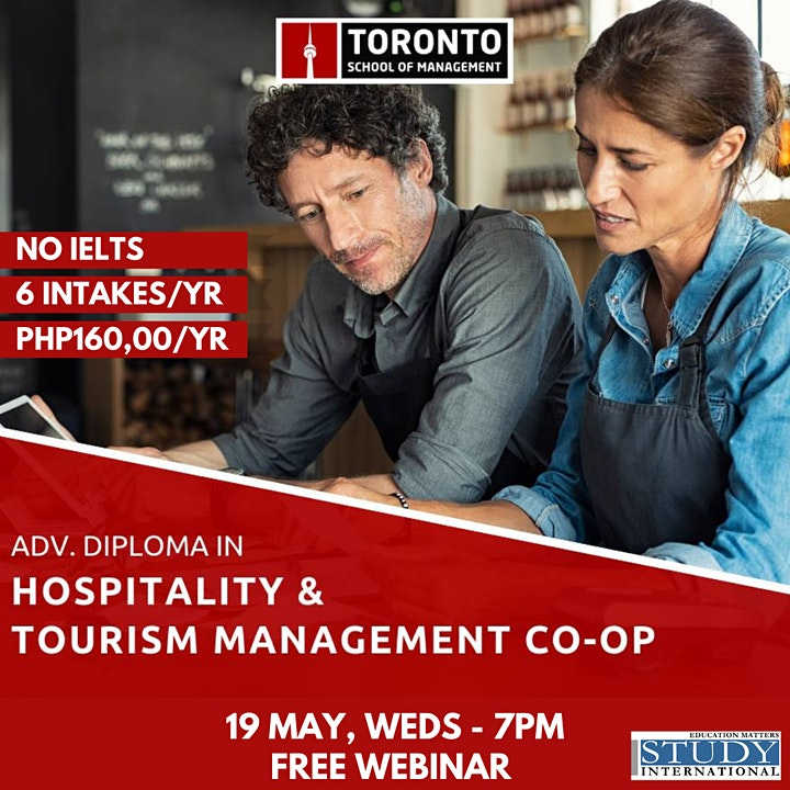 Move to Toronto with Toronto School of Management! image