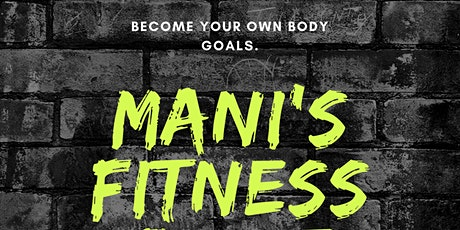 Mani's Fitness Camp tickets