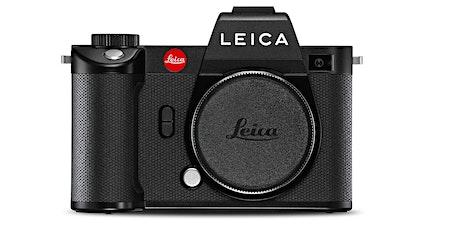 Die Leica SL2 entdecken – Bedienung und Handhabung Tickets