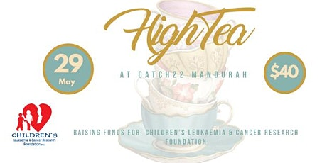 Charity High Tea Event tickets
