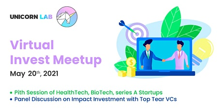 Virtual Invest Meetup tickets