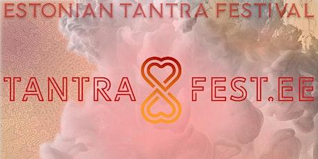 Tantra Festival Estonia tickets