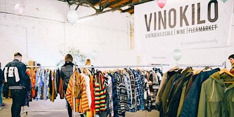 Primavera Vintage Kilo Sale  • Ravenna • Vinokilo biglietti