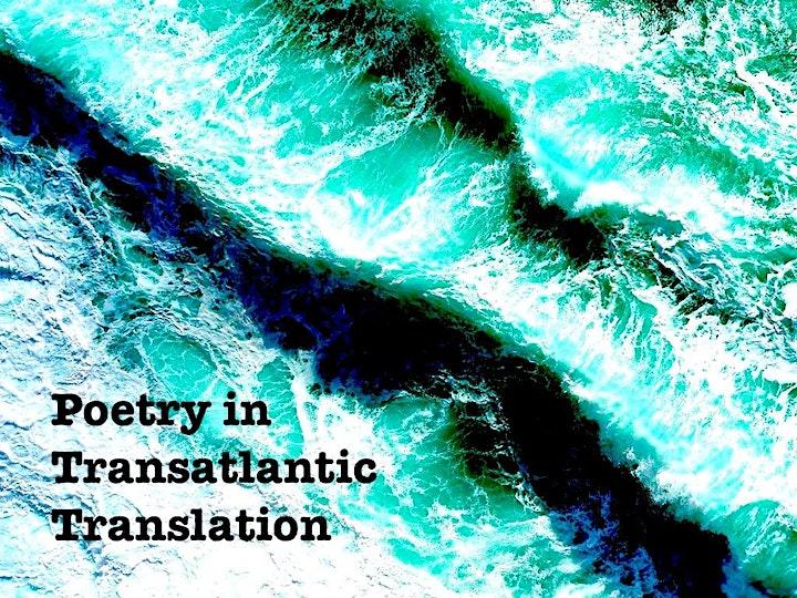 Poetry in Transatlantic Translation: Atlantic Conversations image