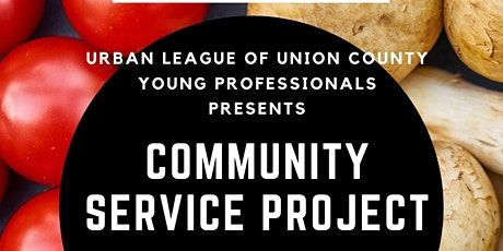Community Service Project: Community Foodbank of New Jersey tickets