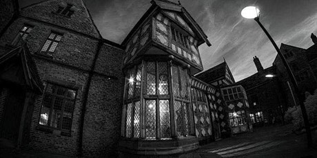 Halloween Evening Ghost Hunt - Ordsall Hall - Salford tickets