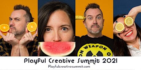 The Playful Creative Summit 2021 tickets
