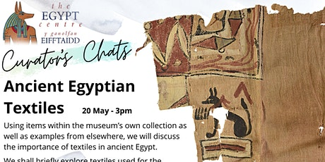 Ancient Egyptian Textiles tickets
