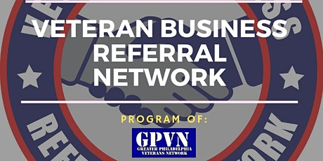 Veteran Business Referral Network - May 2021 tickets