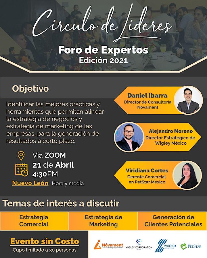 Imagen de Círculo de Líderes Nuevo León -  Inspire by experience