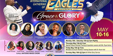 GATHERING OF EAGLES CONFERENCE 2021 tickets