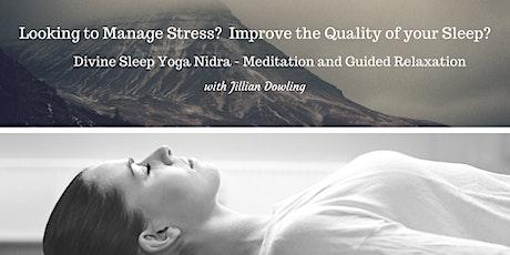 Yoga Nidra with Jillian Tickets