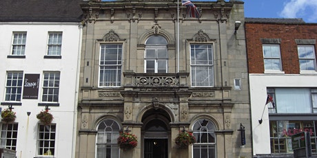 Ashbourne Town Hall Ghost Hunt tickets