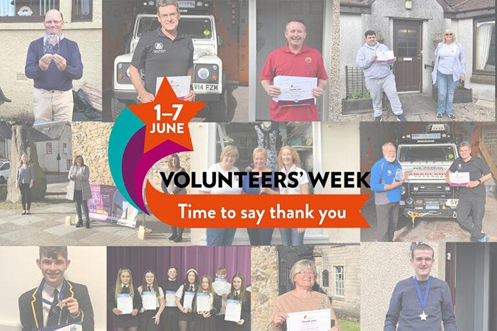 Volunteers' Week 2021: Impact Reel image