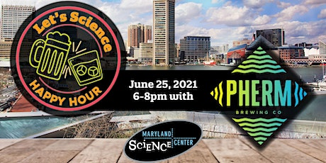 Let's Science Happy Hour tickets