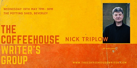 An evening with Nick Triplow tickets