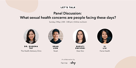 Panel Discussion: What sexual health concerns are people facing these days? tickets