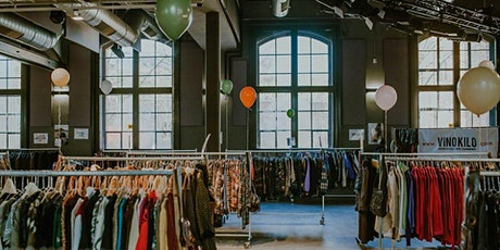 Spring Vintage Kilo Pop Up Store • Berlin • Vinokilo Tickets