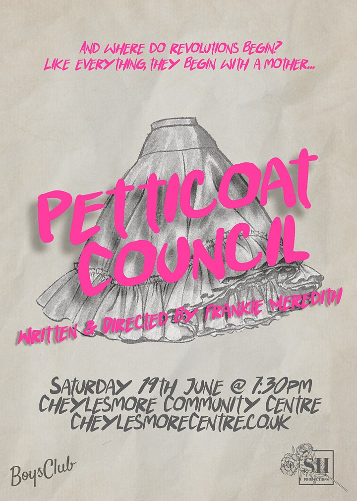 Petticoat Council @ Cheylesmore Community Centre image