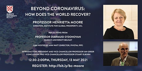 Beyond Coronavirus: How Does the World Recover? billets