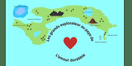 Conférence gratuite: les grands explorateurs au pays de l'amour durable billets