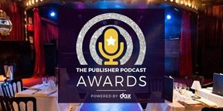ONLINE-StrEams@!.The Publisher Podcast Awards LIVE ON  2021 tickets