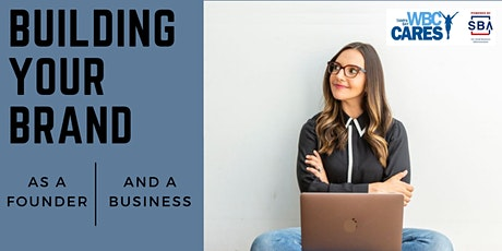 Building Your Brand as a Founder and as a Business tickets